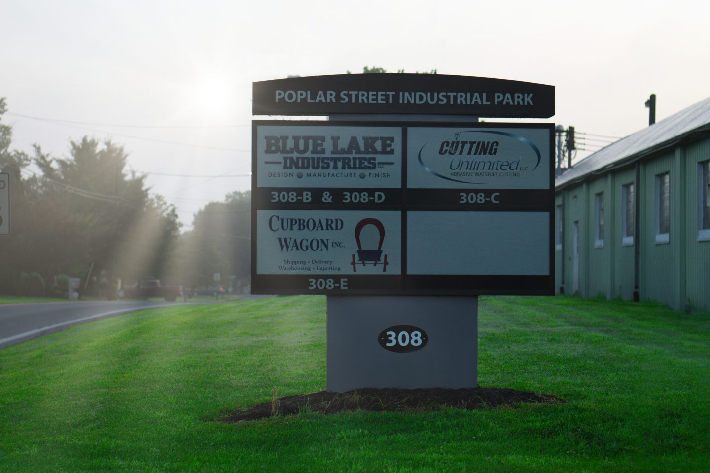 Contact Blue Lake Industries