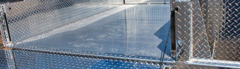 Aluminum Floor Extrusions